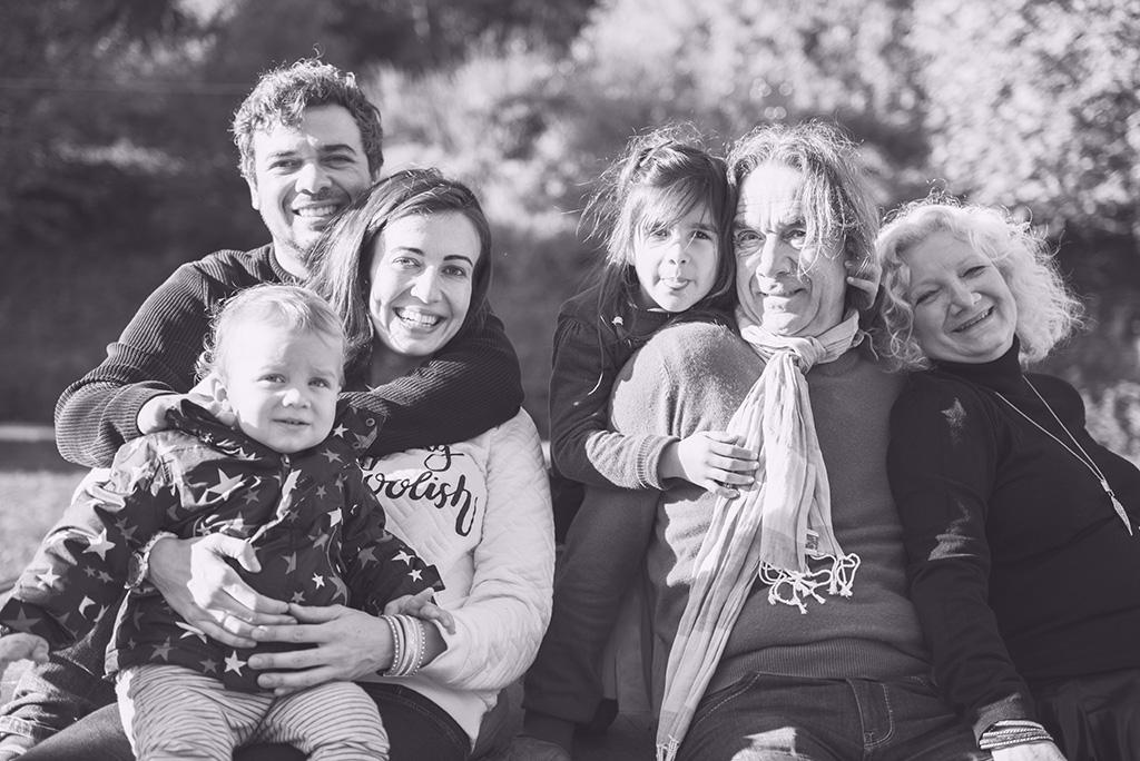1.Seite Slider: Familienfoto